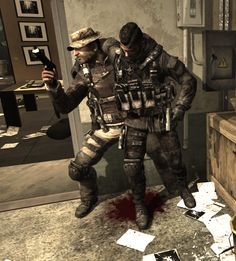 Call Of Duty MW3 Call Of Duty Call Of Duty First