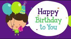 Happy Birthday Song | Happy Birthday To You