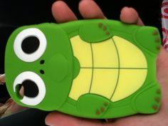 Turtle IPod 4 case
