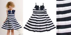biscotti navy stripes. Im in LOVE! With Red or yellow shoes!