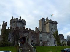 Dromoland Castle, Ireland Ireland, Castle, Louvre, Mansions, House Styles, Building, Places, Travel, Mansion Houses