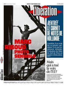 Libération - Jeudi 1er Septembre 2016 - N° 10973
