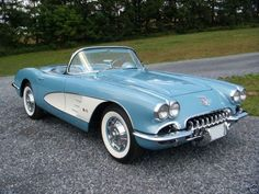 1960 Chevrolet Corvette for sale - Classic car ad ❤ from CollectionCar * loads more to see *