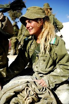 20 Amazing Photos That Prove Women of the IDF are the Past, Present and the Future! | LES RAISONS DU CITRON