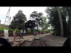 Busch Gardens Train Time-lapse [Official Video] #train #video #time-lapse #tour