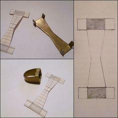 hollow metal ring patterns - Google Search