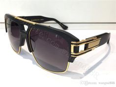 8105dc780fe Hot!dita Sunglasses Dita Grandmaster Five Men Brand Design Retro Vintage  Summer Style Women Sunglasses Shiny 18kgold Coating Mirror Lens Cheap  Prescription ...