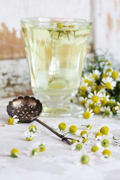 Garden fresh Chamomile Tea