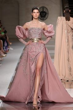 Ziad Nakad Couture Fall/Winter 2019-2020 Collection