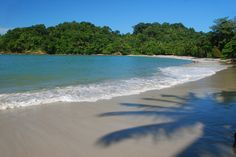 The Five Most Beautiful Beaches in Costa Rica Most Beautiful Beaches, Turquoise Water, Continents, Costa Rica, Caribbean, National Parks, 24 October, World, Travel Ideas