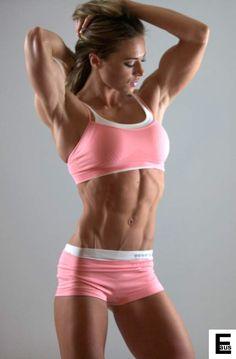Muscular Model by edinaus.deviantart.com on @DeviantArt