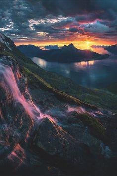 Norway at Dusk