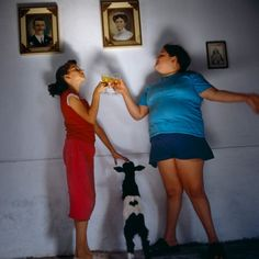 Alessandra Sanguinetti - From the series The Adventures of Guille and Belinda and the Enigmatic Meaning of Their Dreams, 1999 Alessandra Sanguinetti, Life Photography, Street Photography, Advanced Photography, Famous Photographers, Photo Story, Ansel Adams, Two Girls, Visual Comfort