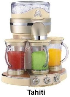 Great for a summers day, cheap, free shipping, fast shipping, really easy to work/clean and easy to work website for Margarita Maker - DM3000 Tahiti Margaritaville Blender Model Info  margaritamachinesdirect.com/