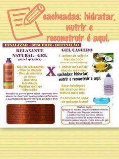 Gel Relaxante Natural Caseiro
