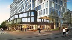 Skanska Rolls Out 400 Fairview Development Project with Brand-New Anchor Tenant