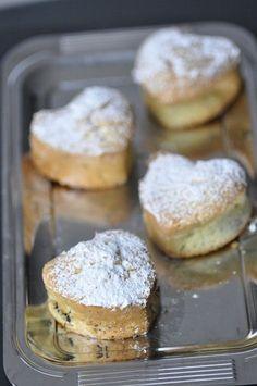 Petits gâteaux sans farine, sans gluten