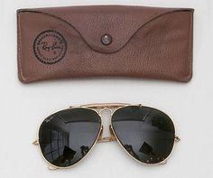 http://chicerman.com  gentlemansessentials:  Aviator  Gentlemans Essentials  #accessories