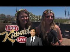 See if you can sit through the whole thing. It's a total cringefest. | Jimmy Kimmel Tricked A Bunch Of People At Coachella Into Pretending They've Heard Of Bands That Don't Exist