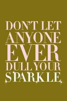 Fashion, Love, and Martinis: Sparkle, Always.