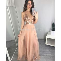 Sexy V-Neck Sequin Top Prom Dresses Nude Tulle Prom Dresses New Arrival Prom Dresses Popular Prom Dresses Cheap Prom Dresses 2017 Prom Dresses from prom dress Straps Prom Dresses, V Neck Prom Dresses, Prom Dresses 2017, Tulle Prom Dress, Prom Party Dresses, Prom Gowns, Tulle Lace, Mesh Dress, Gowns 2017