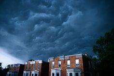 Thunderstorm Approaching   by Bastiaan Slabbers