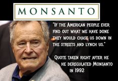 It's more than Monsanto. Time to wake up people. Things To Know, Things To Think About, New World Order, Good To Know, Wake Up, Knowledge, Thoughts, Humor, This Or That Questions