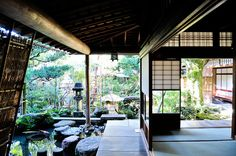 i've always loved traditional japanese homes!