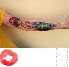 French tattoo artist Loïc Lavenu, also known by the nickname Xoïl