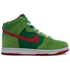 the best attitude d6cd2 2f99c 305050 362 Nike Dunk High Pro SB Dr. FeelGood Motley Crue Green Red K01015  Dr