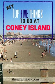 When I spent time living in New York in 2011 (read about my epic first night here), I always found myself taking the subway to Coney Island.  I found it a great place to relax,… View Post
