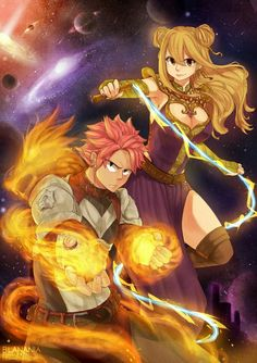 Imagem de fairy tail, nalu, and anime Natsu Fairy Tail, Fairy Tail Lucy, Fairy Tail Ships, Art Fairy Tail, Fairy Tail Guild, Fairy Tales, Manga Anime, Anime In, Anime Shows