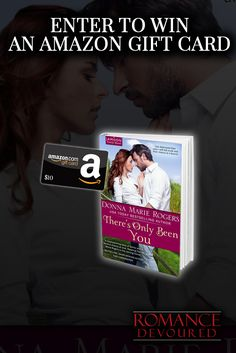 Enter here: http://www.romancedevoured.com/giveaways/win-a-10-amazon-gift-card-author-donna-marie-rogers/?lucky=220143 to Win a $10 Amazon Gift Card from USA Today, Award-Winning Author Donna Marie Rogers