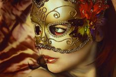 Welcome to an exploration of Masks and why women wear them. From Masquerades to Masked Balls; masks are mysterious and magical. Masks are also erotic and seductive.