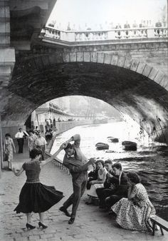 Paris Youth Culture: France, 1950s- take me there