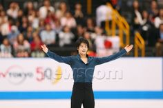 Takahiko Kozuka (JPN), OCTOBER 4, 2014 - Figure Skating : Japan Open 2014 at Saitama Super Arena, Saitama, Japan. (Photo by Yohei Osada/AFLO SPORT) (512×341)