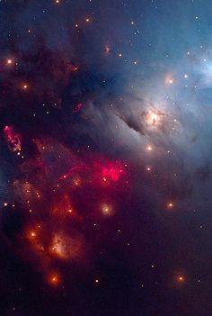 Reflection nebula NGC 1333 (Credit: APOD, T. Rector) - Nature Is Beautiful