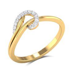 Buy Logan Diamond Ring in Gms Gold Online