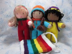 Free Knitted Dolls Patterns | Recent Photos The Commons Getty Collection Galleries World Map App ...