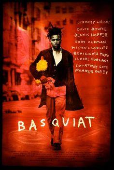 Big Pink: Oh! How can I ever thank you? Basquiat: Can I squeeze your titties?  Dal film 'Basquiat' (1996) di Julian Schnabel  http://artsharingproject.com/