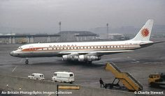 National Airlines DC-8