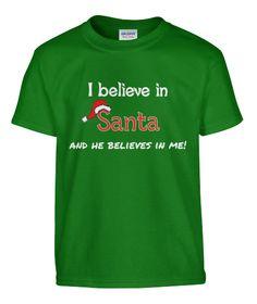 Santa for KIDS | Teespring