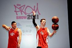 Basketball Freestyle Entertainers Repin and like for the outfits!! www.streets-united.com
