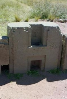 Mysterious Stone Pumapunku « UFO-Contact News