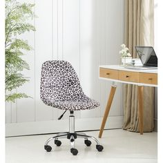 Everything Mary Deluxe Quilted Cheetah Print Rolling Sewing Machine Carrying Case Adjustable Office Chair, Swivel Office Chair, Office Furniture Stores, Office Furniture Design, Conference Room Chairs, Desk And Chair Set, Thing 1, Ergonomic Chair, Furniture Upholstery