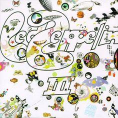 Led Zeppelin III (1970) Designed by Zacron