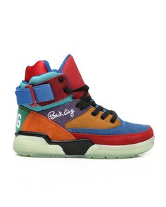 Buy Ewing 33 HI Remix Sneakers Men's Footwear from EWING. Find EWING fashion & more at DrJays.com Sweater Boots, Sweater Hoodie, Pink Dolphin, Diamond Supply Co, Famous Stars, Men's Footwear, Dad Hats, Girls Shopping, Reebok