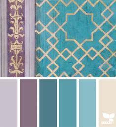 Color detail ~ design seeds
