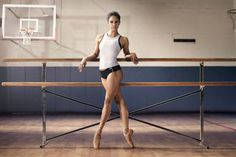 Misty Copeland's Inspiring Under Armour Commercial