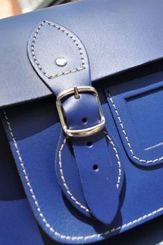 Cambridge Satchel, Satchel Bag, Blue, Fashion, Blue Nails, Totes, Moda, Fashion Styles, Satchel